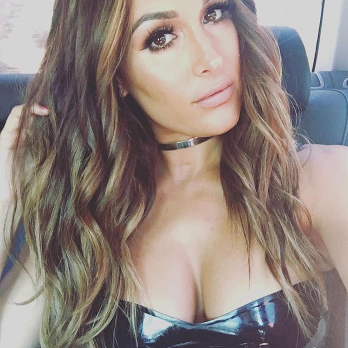 Instagram Nikki Bella nude (35 foto and video), Ass, Paparazzi, Selfie, braless 2015