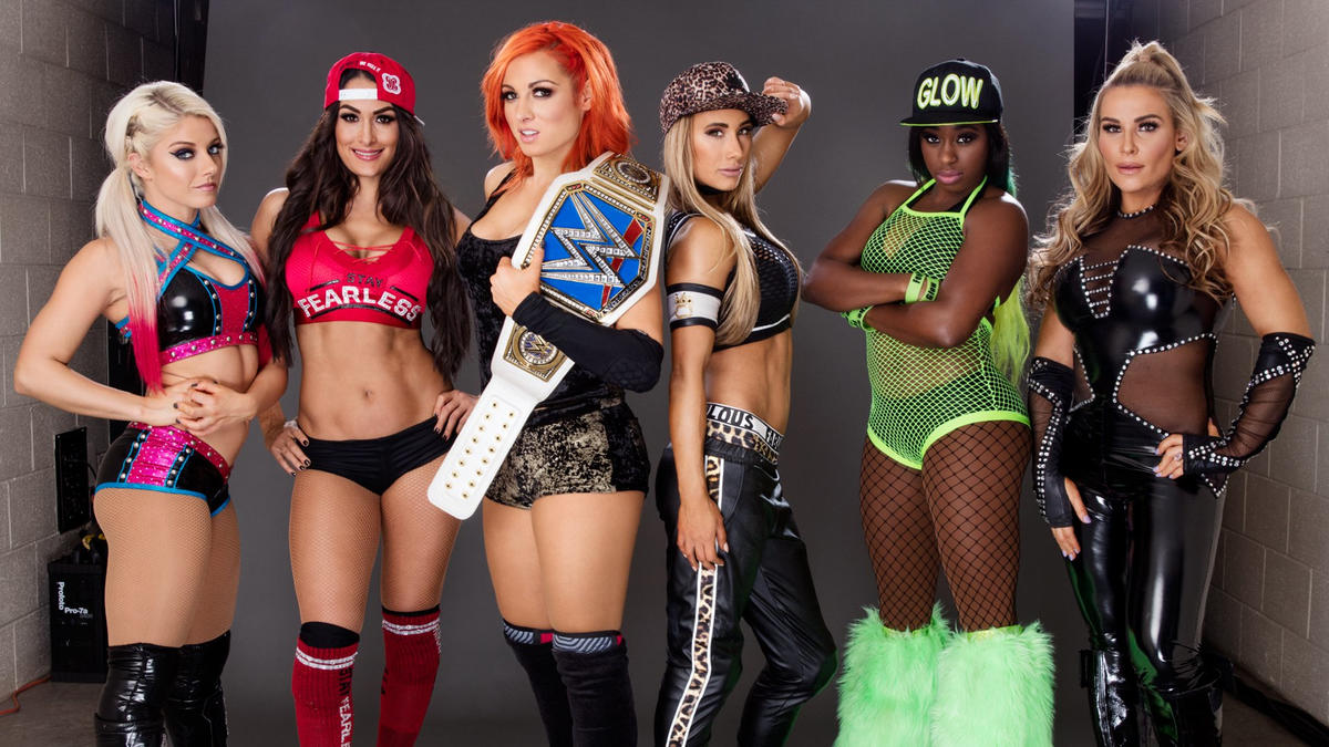 Image result for smackdown live women 2016