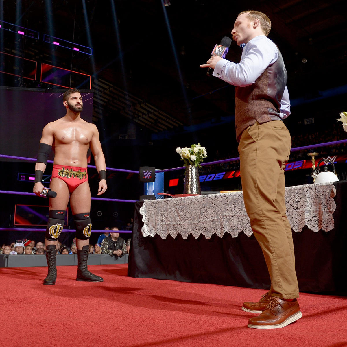 Jack Gallagher vs. Ariya Daivari – Gentlemen's Duel