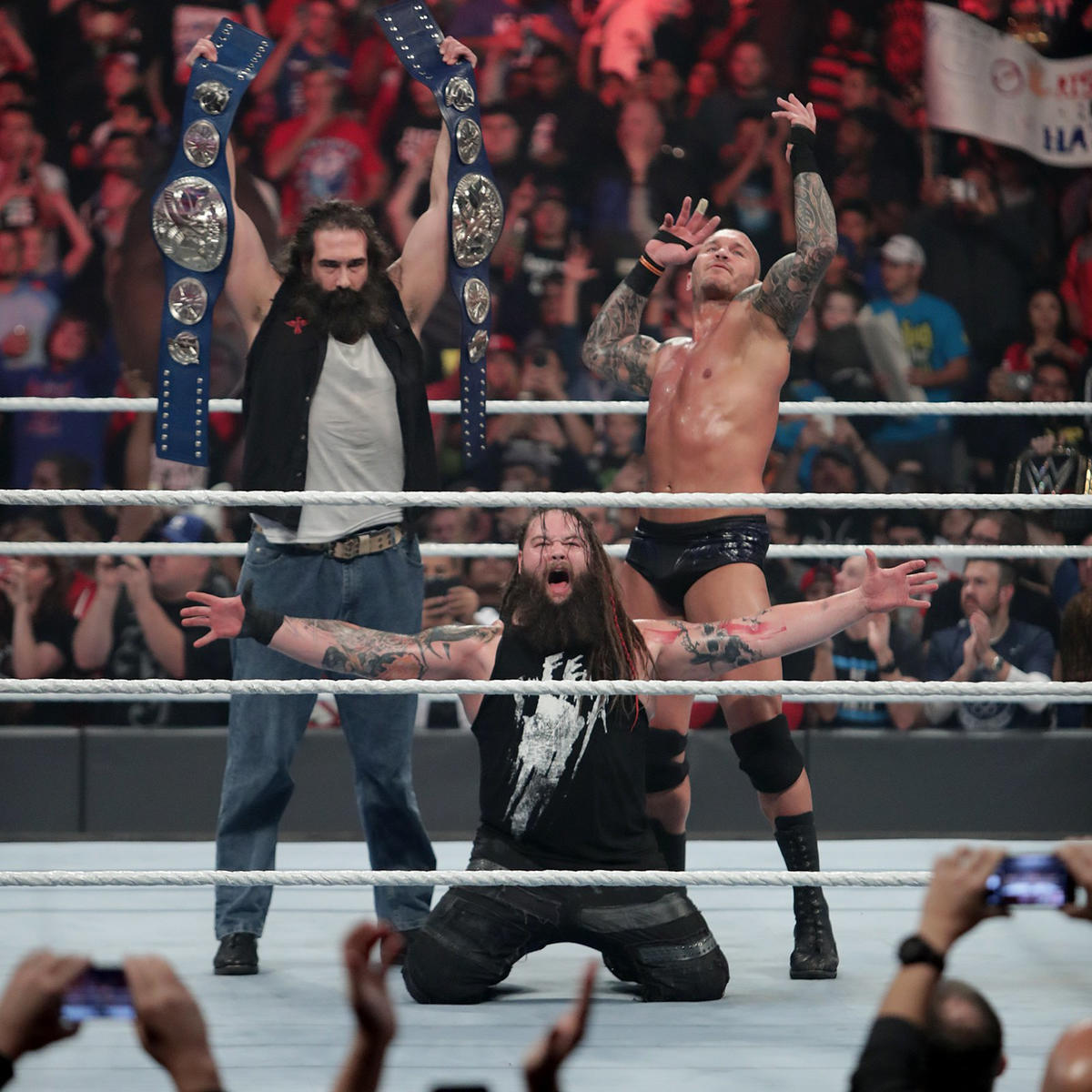 The era of Wyatt & Orton as SmackDown Tag Team Champions officially kicks off.