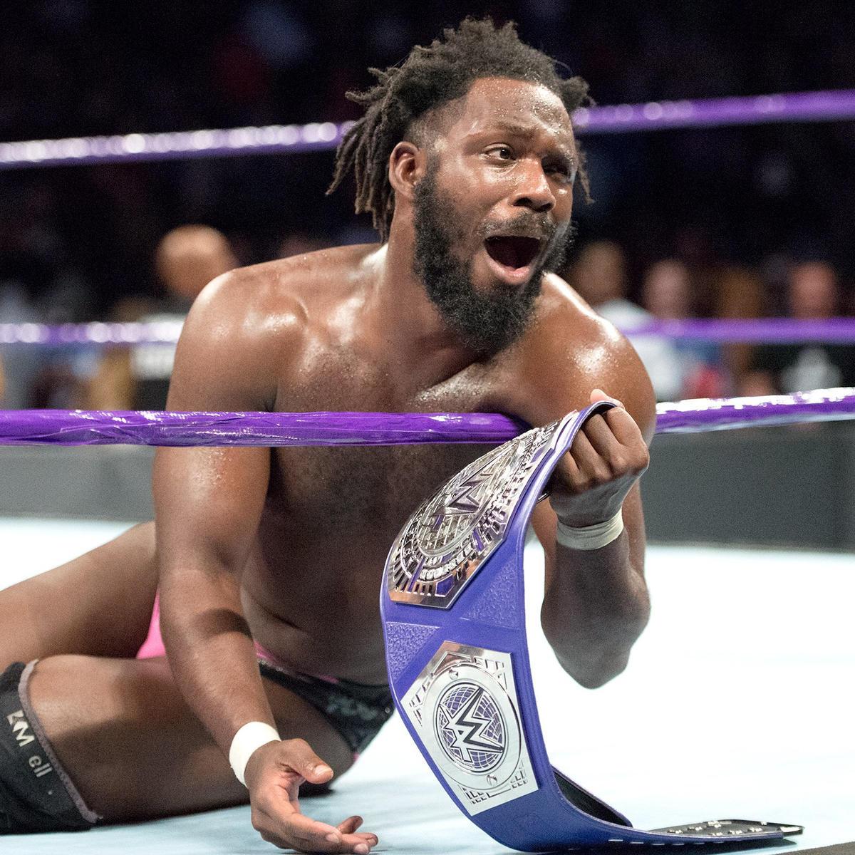 RIch Swann wins Cruiserweight Championship: WWE 205 Live, Nov. 29, 2016