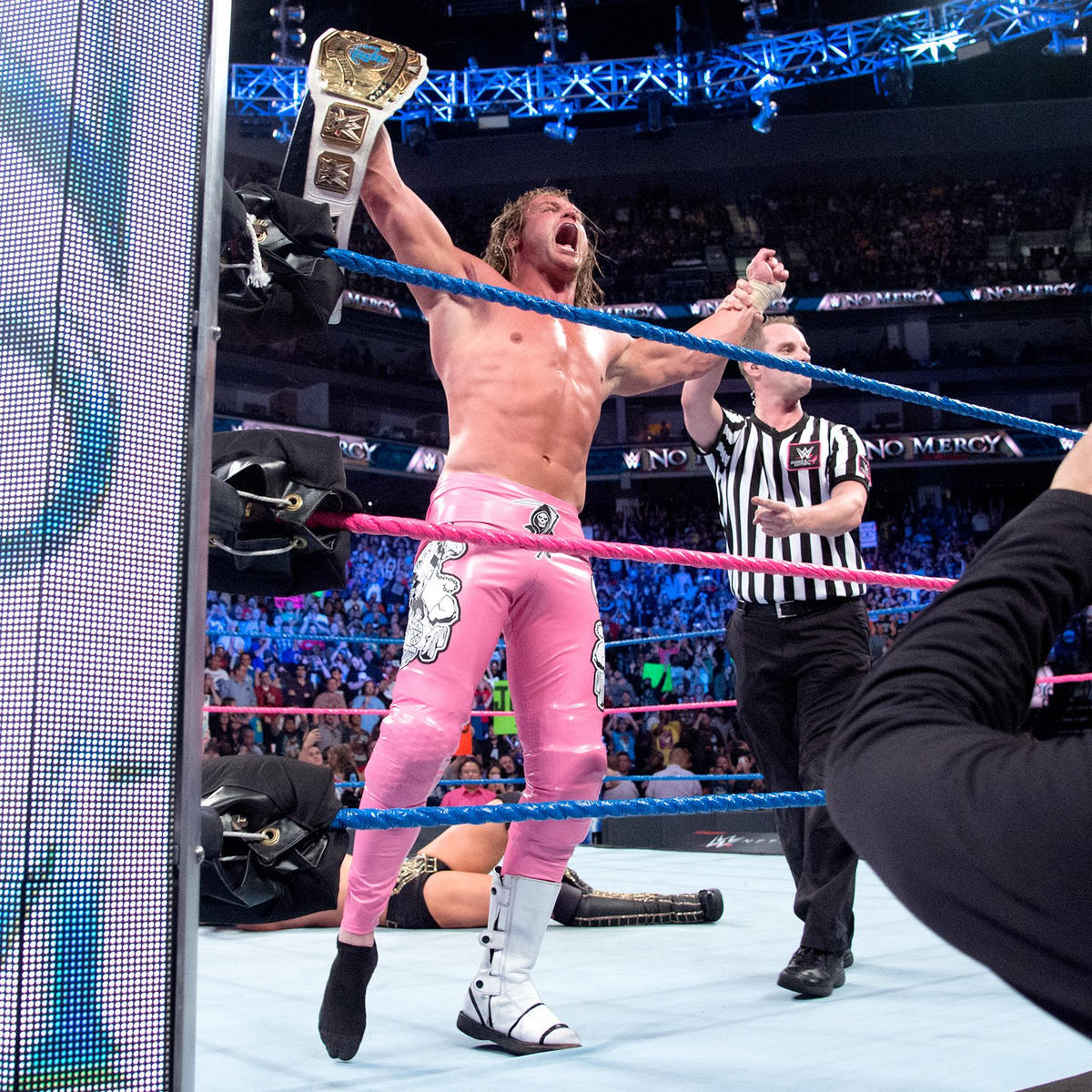Dolph Ziggler wins Intercontinental Championship: No Mercy 2016
