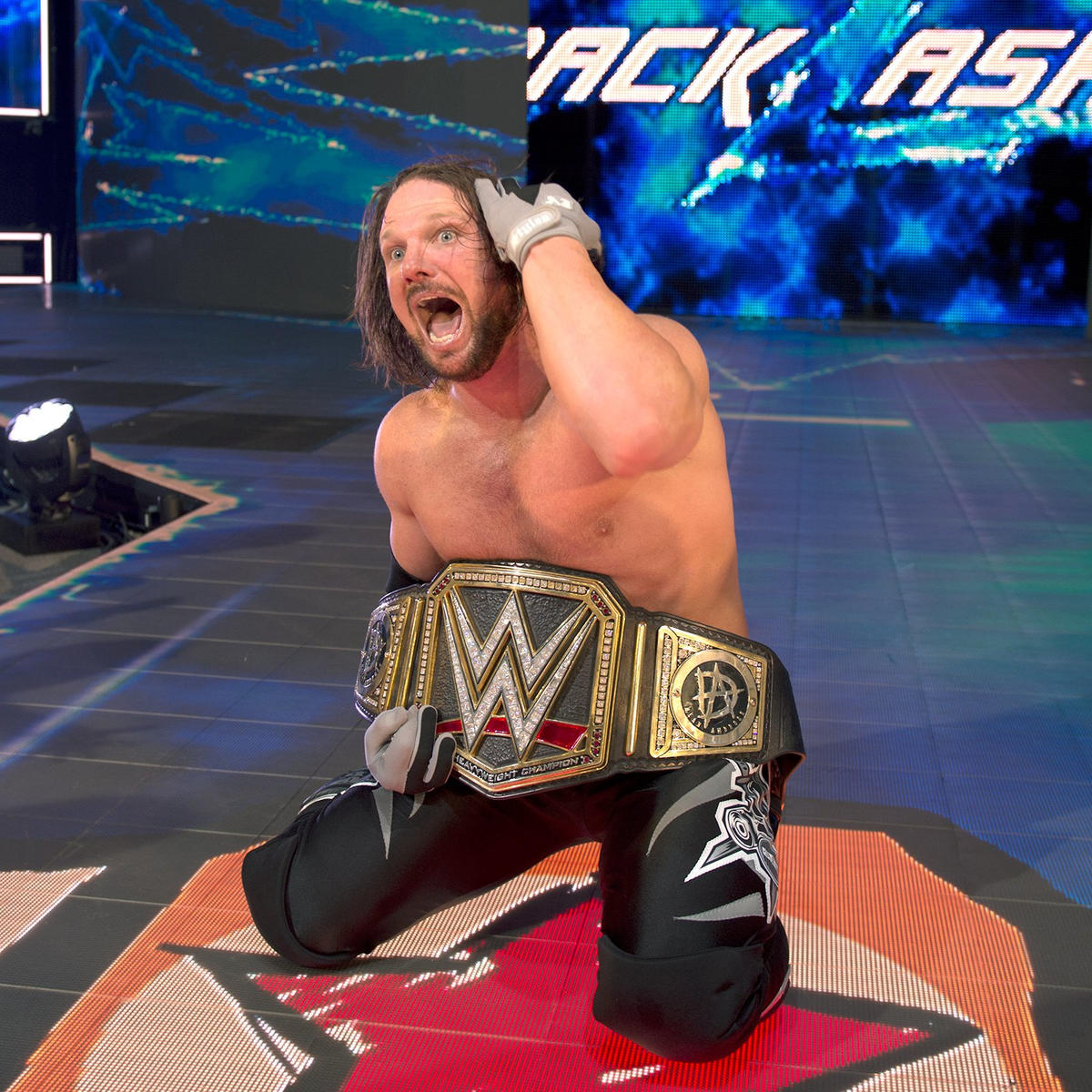 AJ Styles wins WWE Championship: Backlash 2016