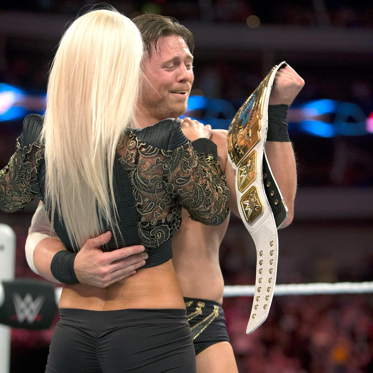 The Miz wins Intercontinental Championship: Raw, April 4, 2016