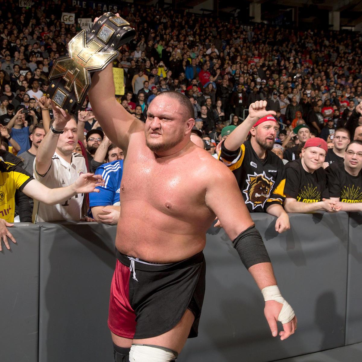 Samoa Joe wins NXT Championship: NXT Takeover: Toronto