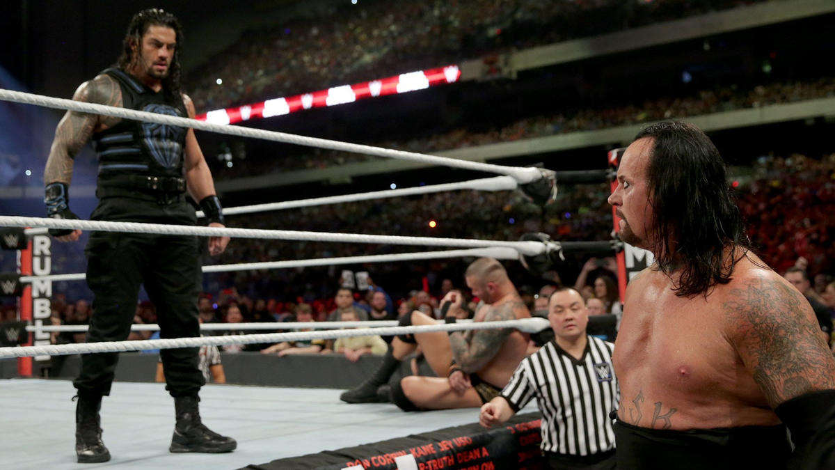 The Big Dog eliminates The Phenom!
