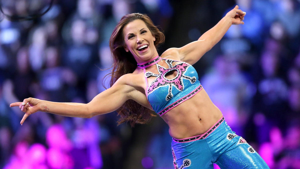 Image result for mickie james 2017