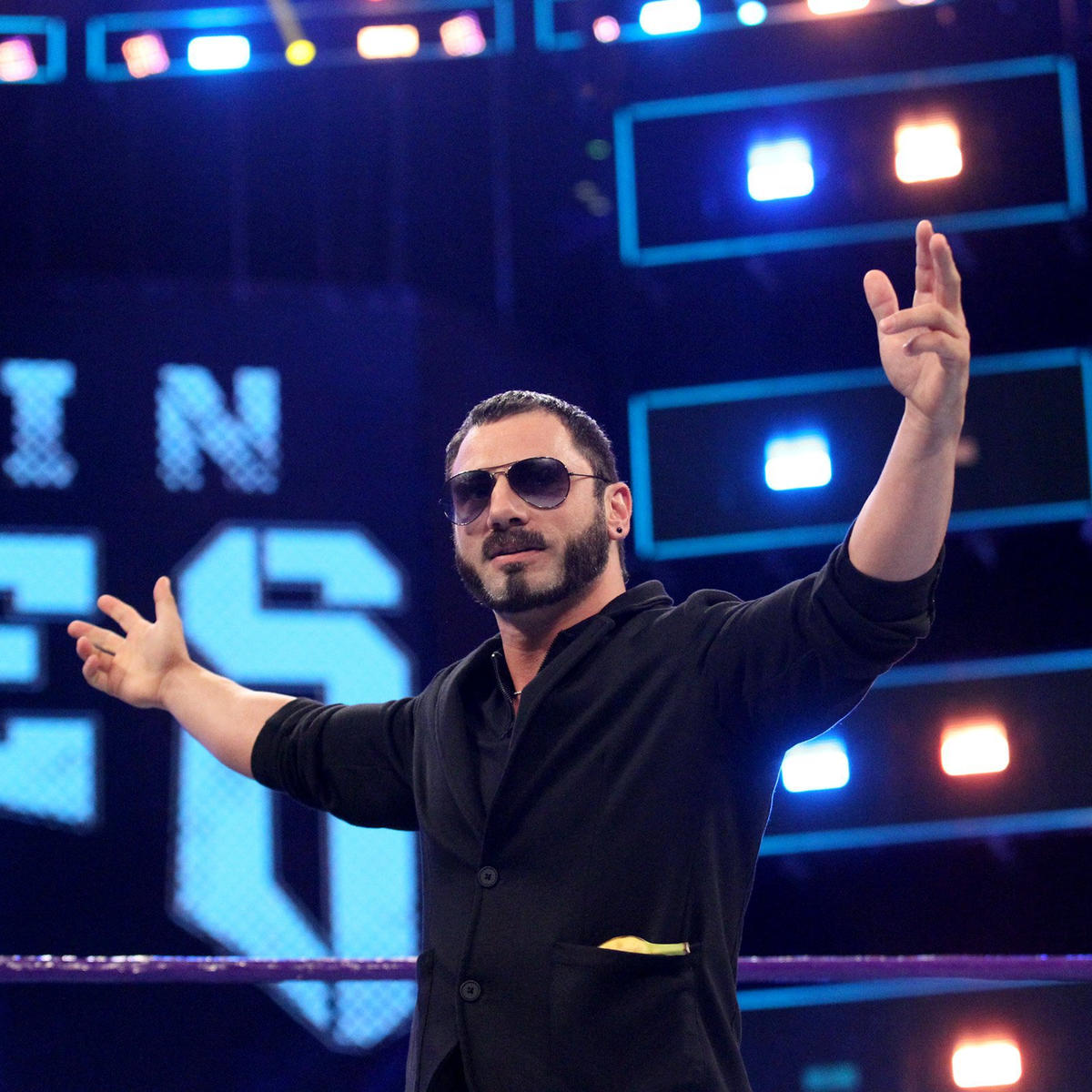 Austin Aries officially joins the Cruiserweight division.