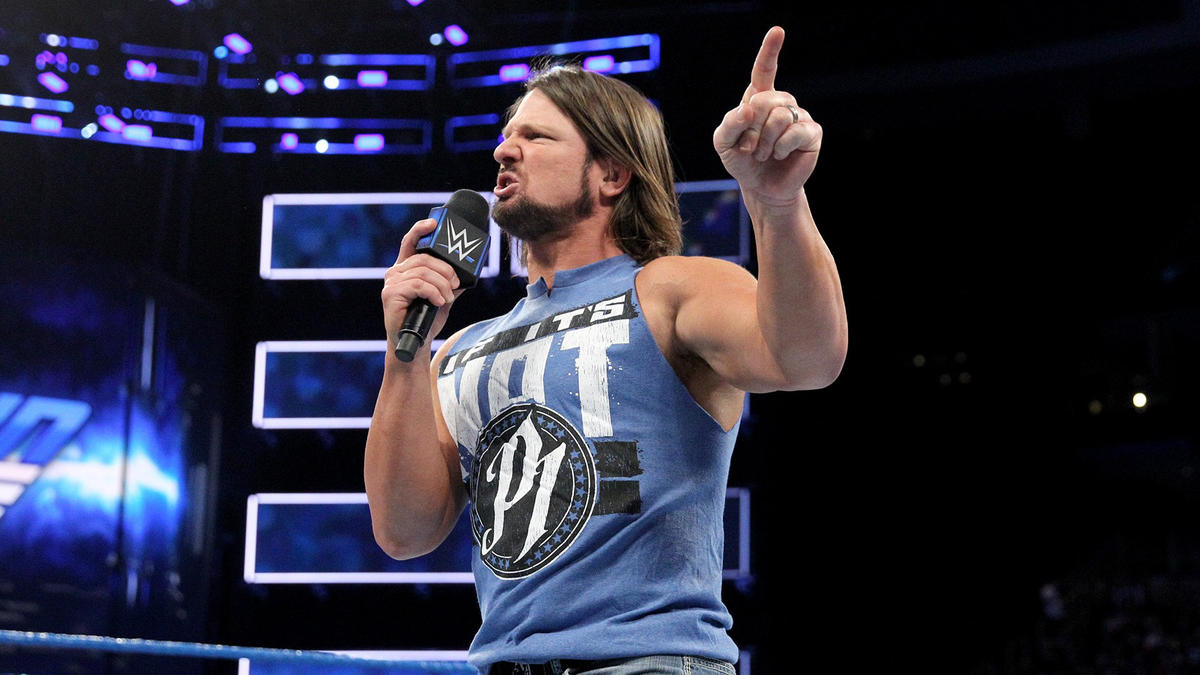 The Phenomenal One is still livid over last week's SmackDown LIVE.