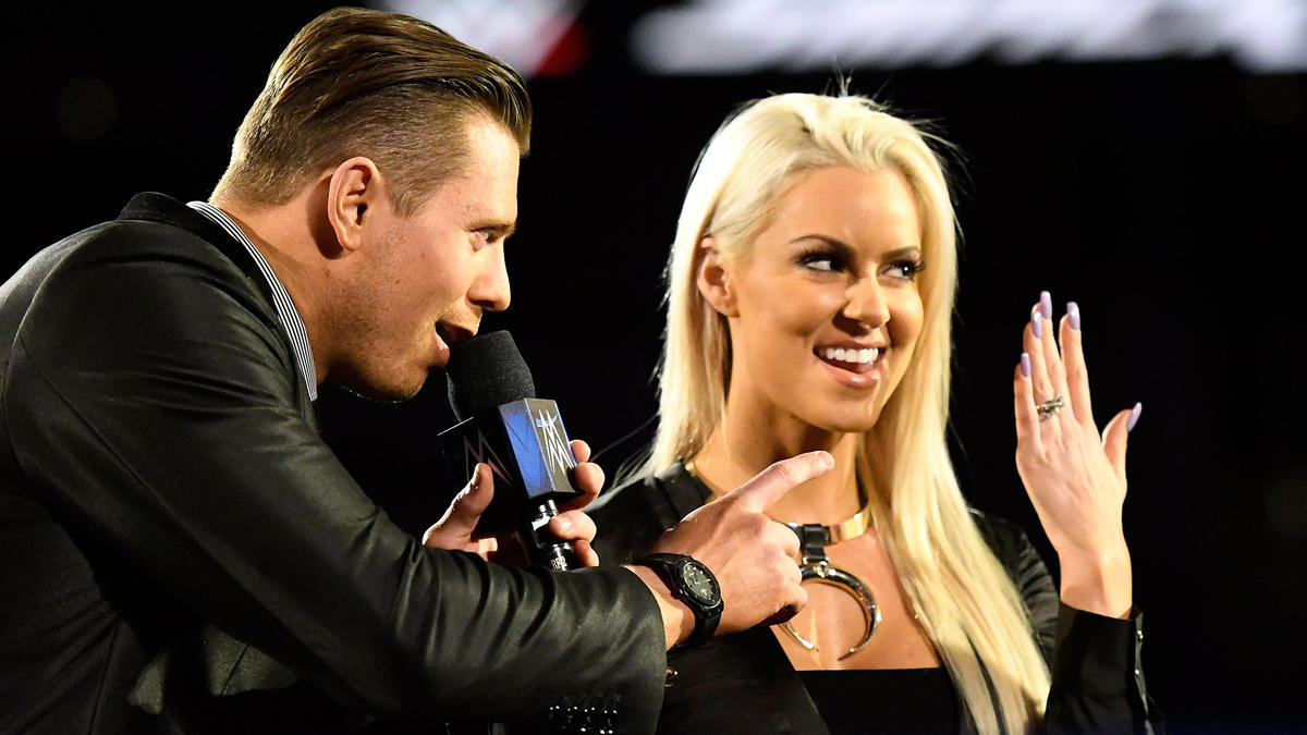 Maryse says Nikki Bella is jealous of her because she has a wedding ring – something she and The Miz say The Bella Twin will never have.