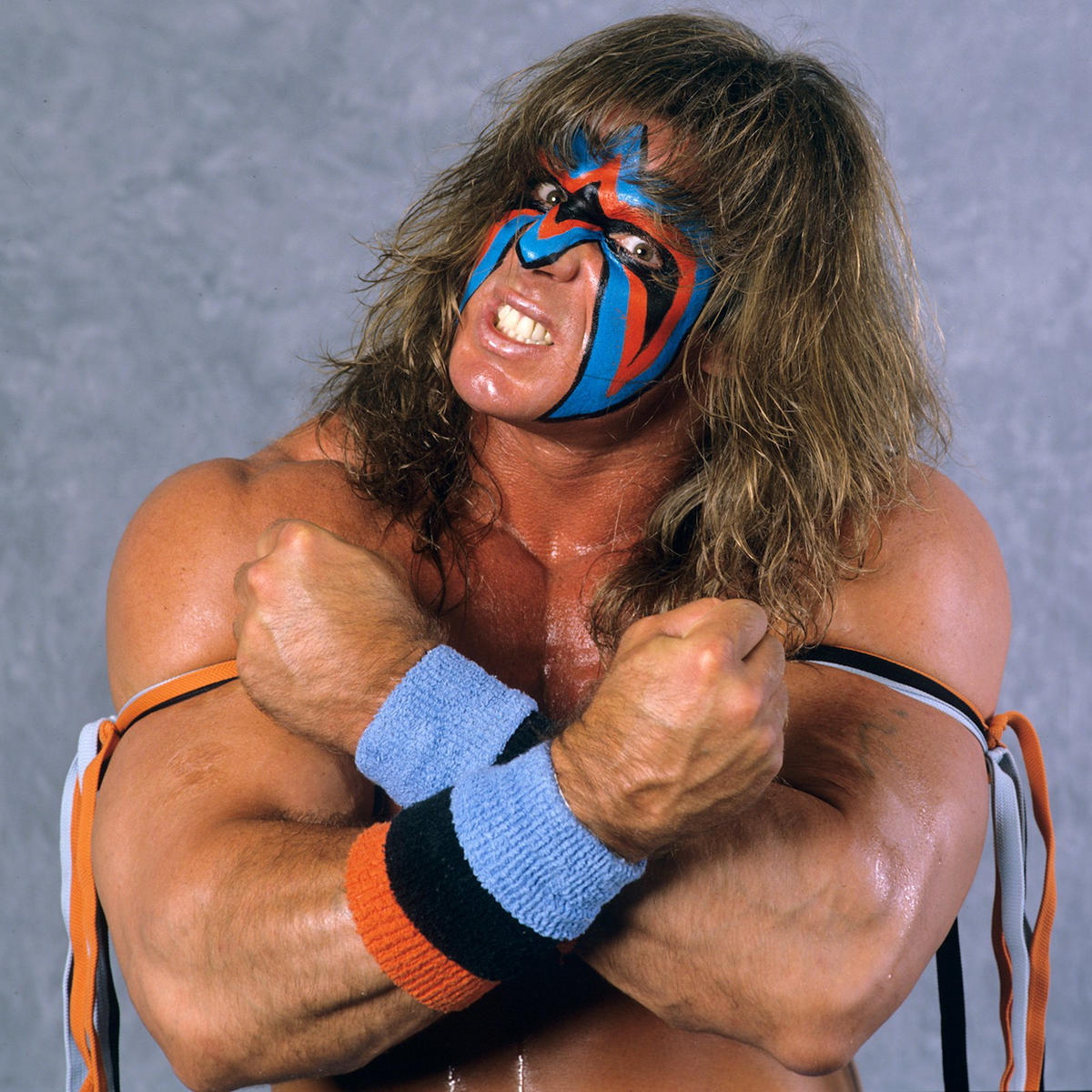 The 50 Coolest Face Painted Superstars Photos Wwe