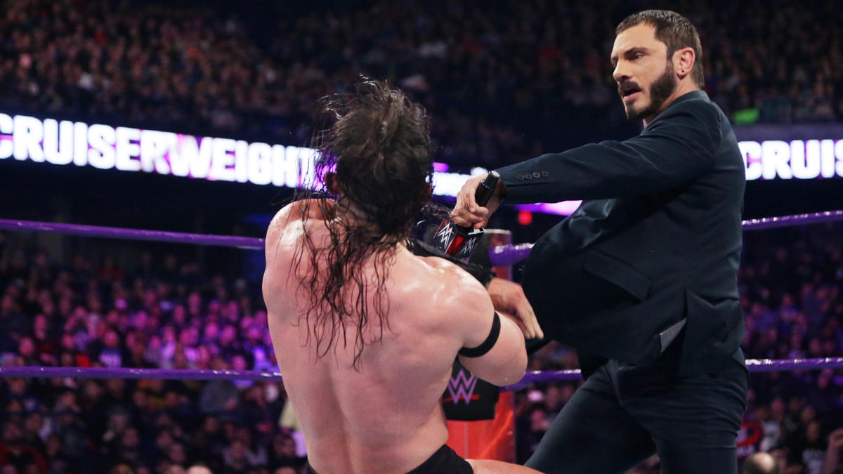 Aries shockingly attacks Neville!