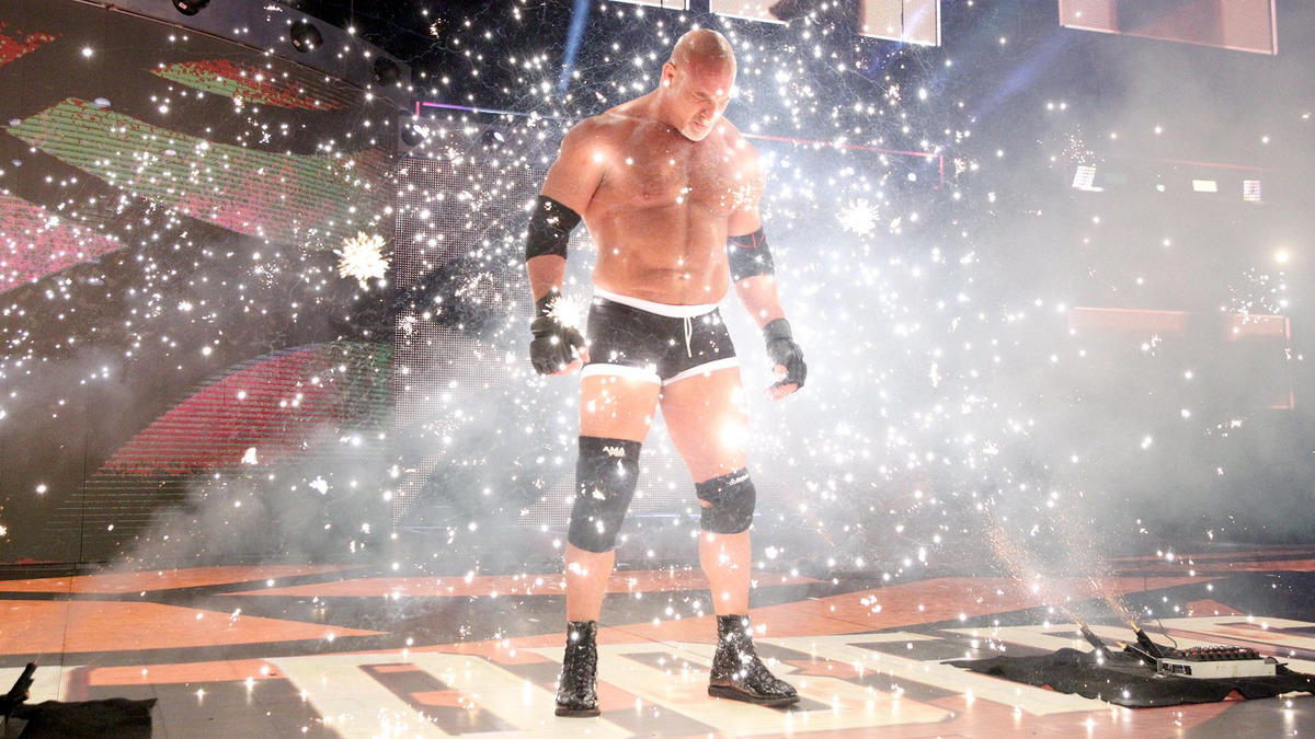 Goldberg is prepared to make his return even more memorable by beating Kevin Owens for the Universal Championship.