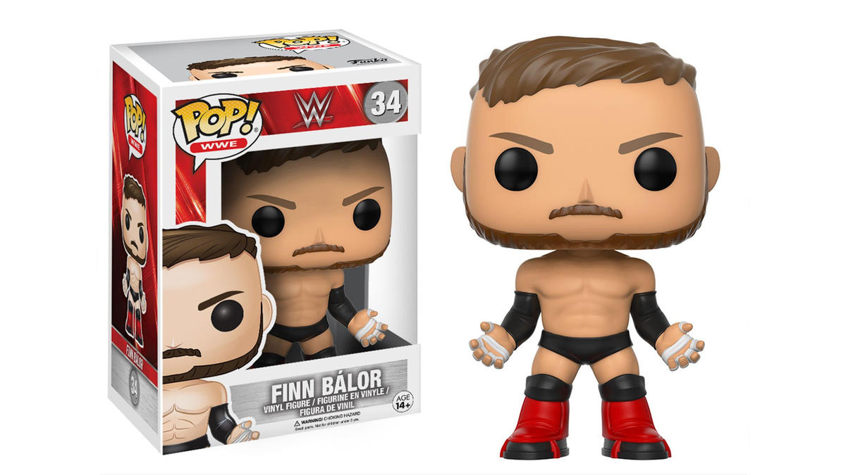 Funko's new WWE Pop! vinyl figures and Pint Size Heroes