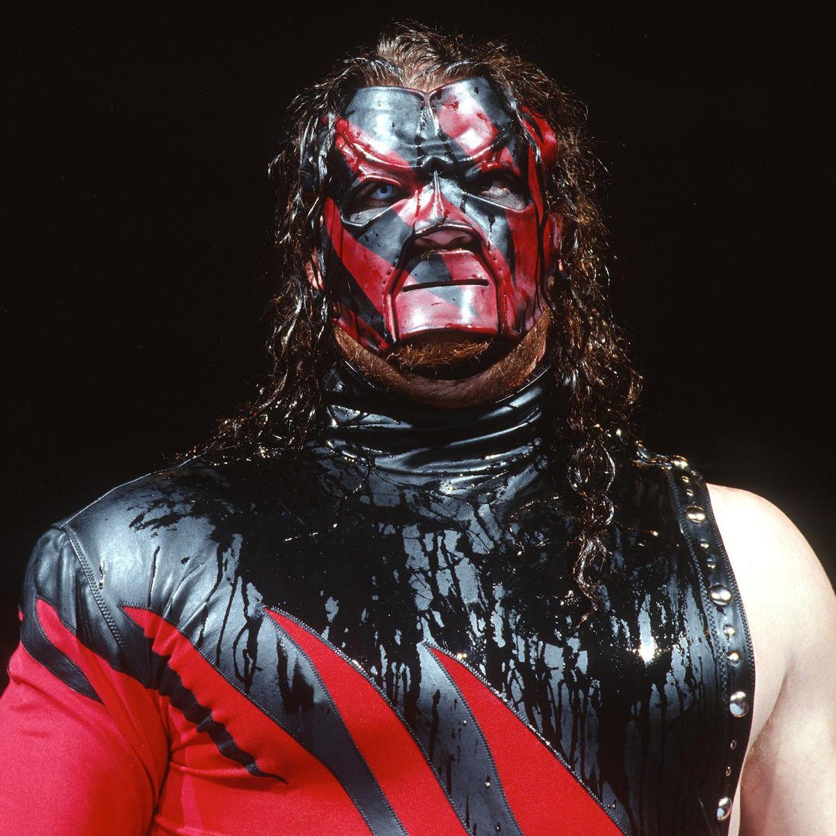 Tyra Banks Wwe: Kane Mask 2002 11611