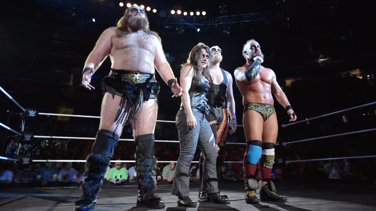 Killian Dain, Nikki Cross, Alexander Wolfe & Eric Young reign supreme in the chaotic showdown.