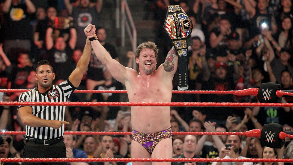 With this victory, Jericho now becomes a member of the SmackDown LIVE roster.
