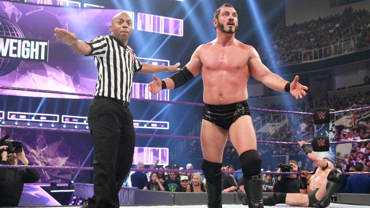 However, Neville senses Aries's surge and gets himself disqualified when he harms the official, causing a controversial result.