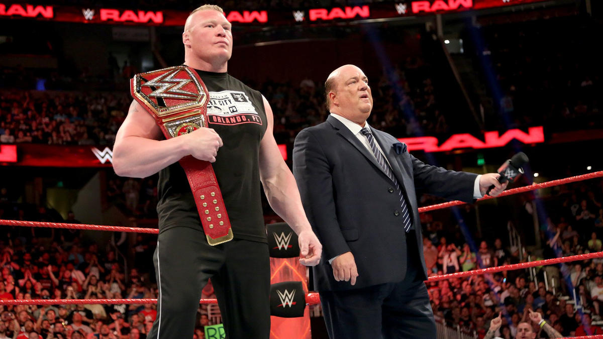 Backstage News on the Plan For Brock Lesnar and the Universal Championship