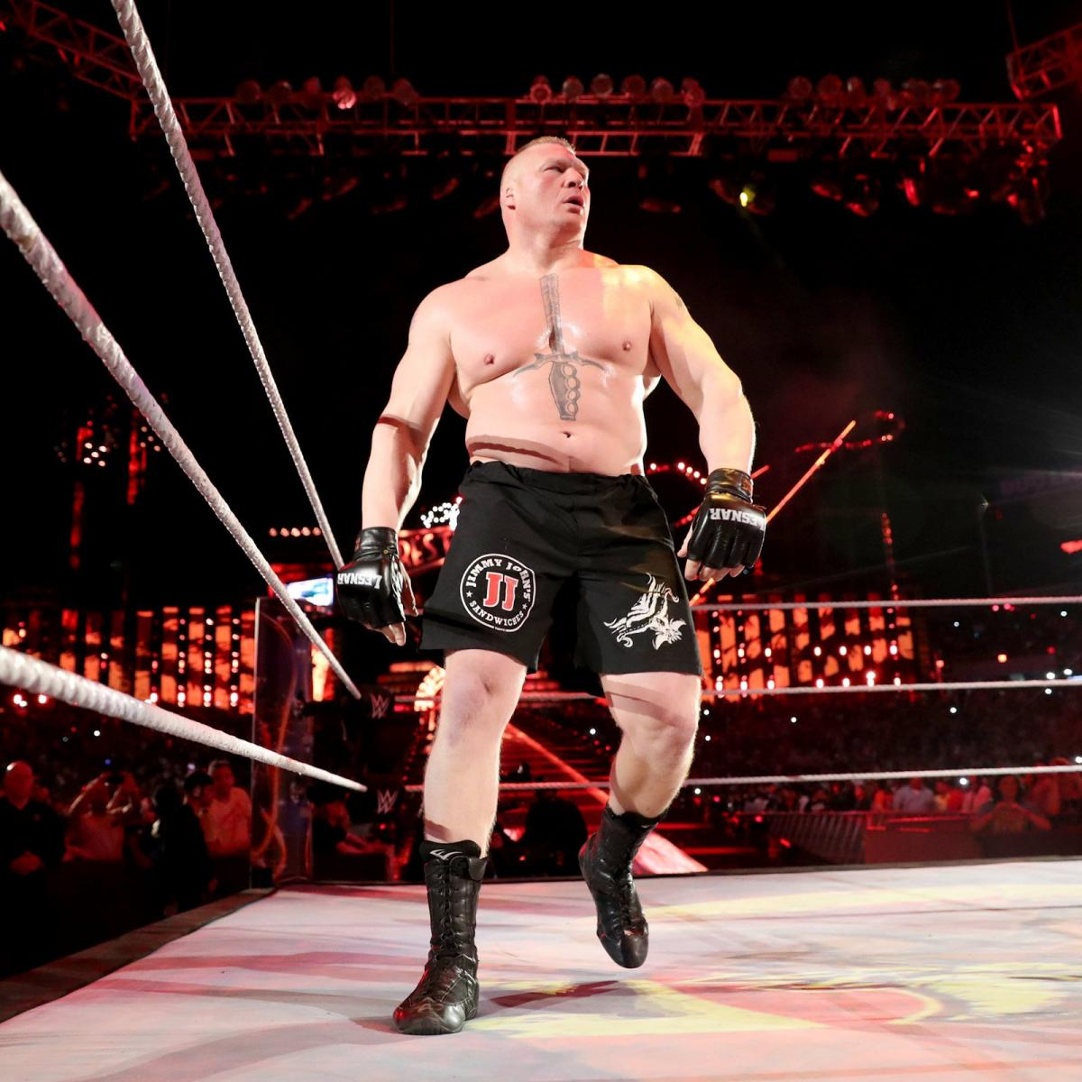 Brock Lesnar's Contract Expires; Update On WWE Career 2