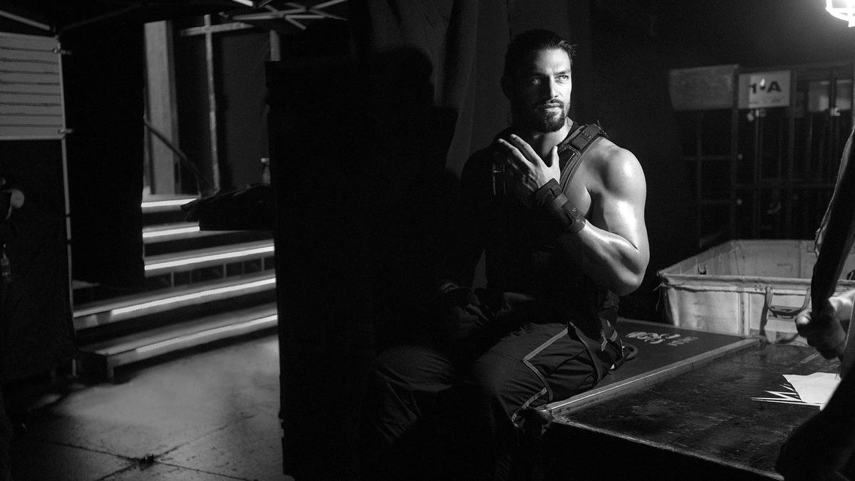 Roman Reigns Like Youve Never Seen Him Before Photos WWE - 29 incredibly rare historical photographs youve probably never seen