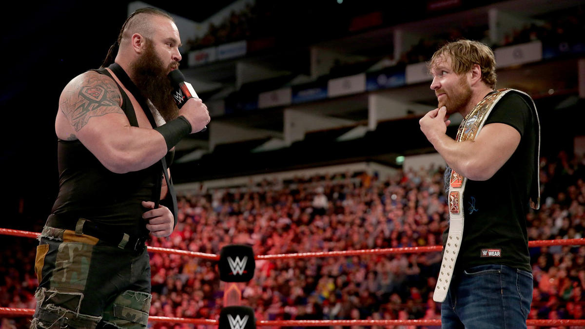 The Monster Among Men says he doesn't care who's in charge and that he plans on ending Roman Reigns after his arm is healed.