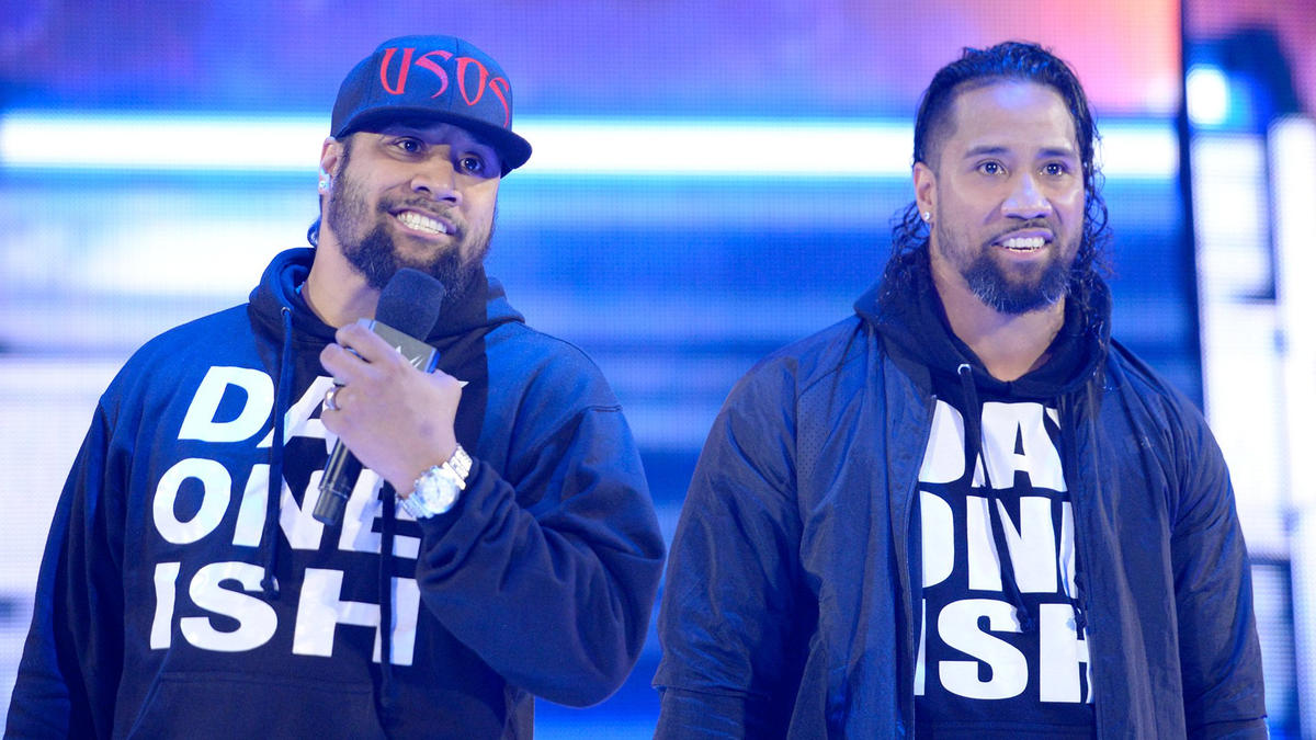 The Usos claim that Breezango will be in for a world of hurt in 12 days at WWE Backlash.