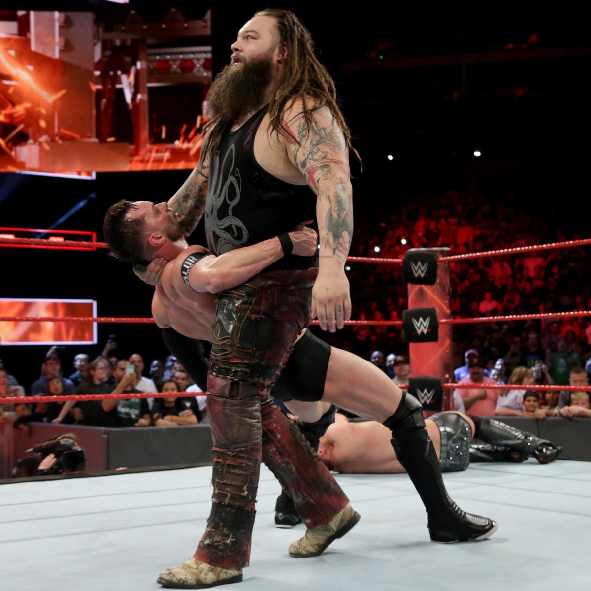 Wyatt plants Bálor with Sister Abigail...