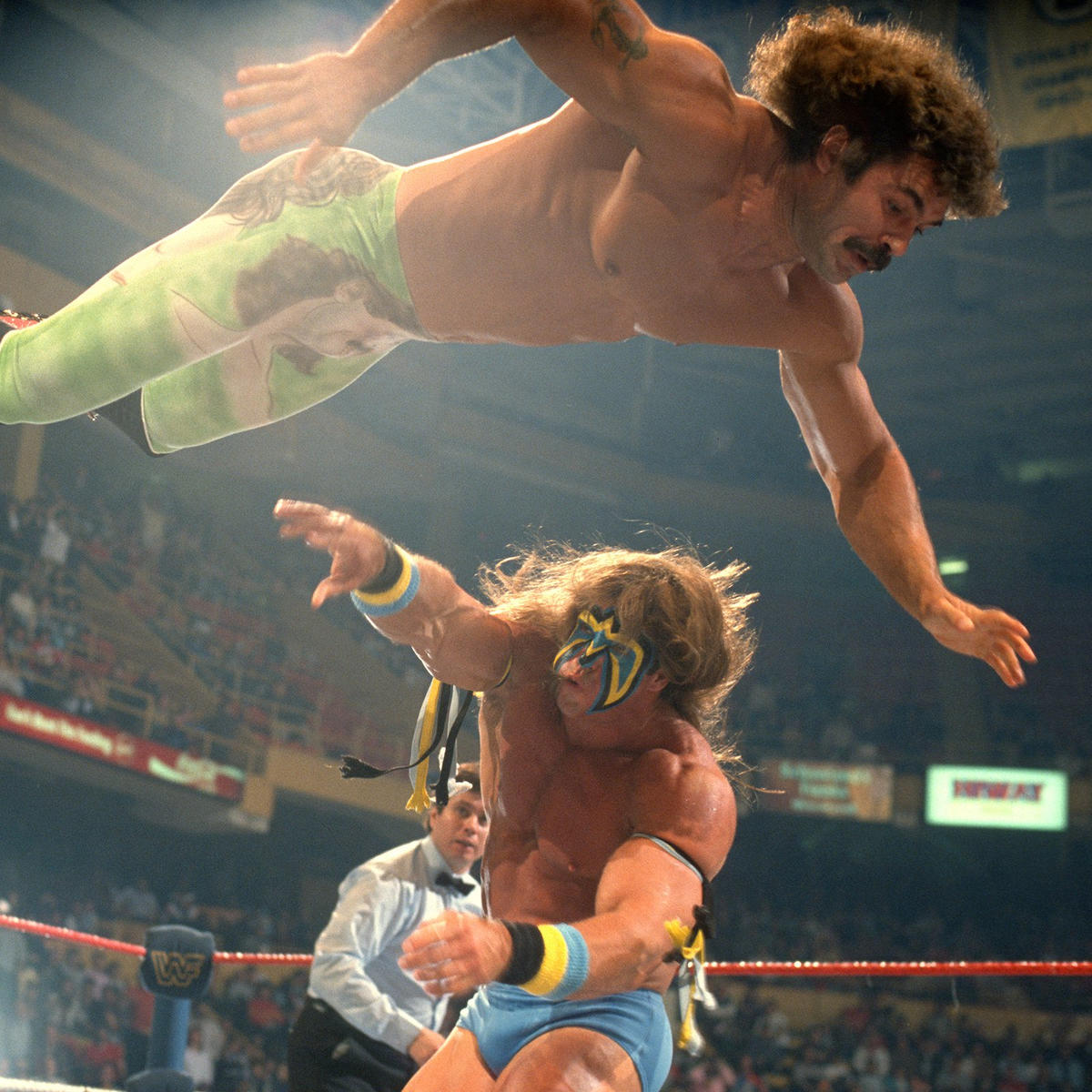ultimate warrior like you've never seen him before: photos | wwe