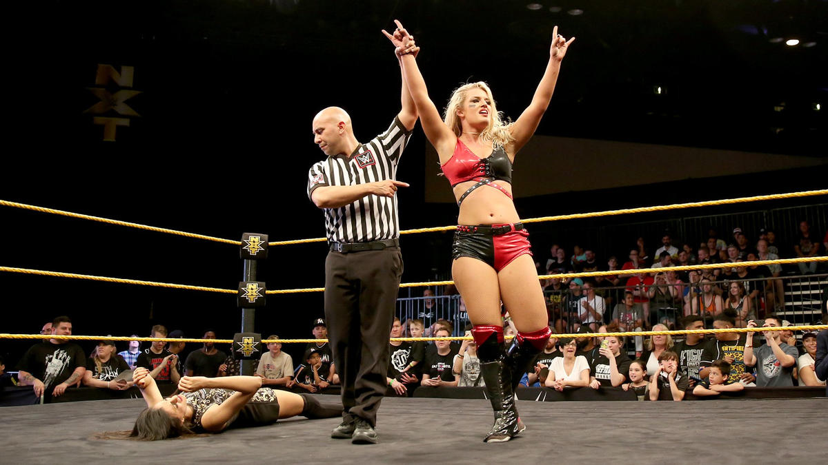 Toni Storm - WWE Mae Young Classic