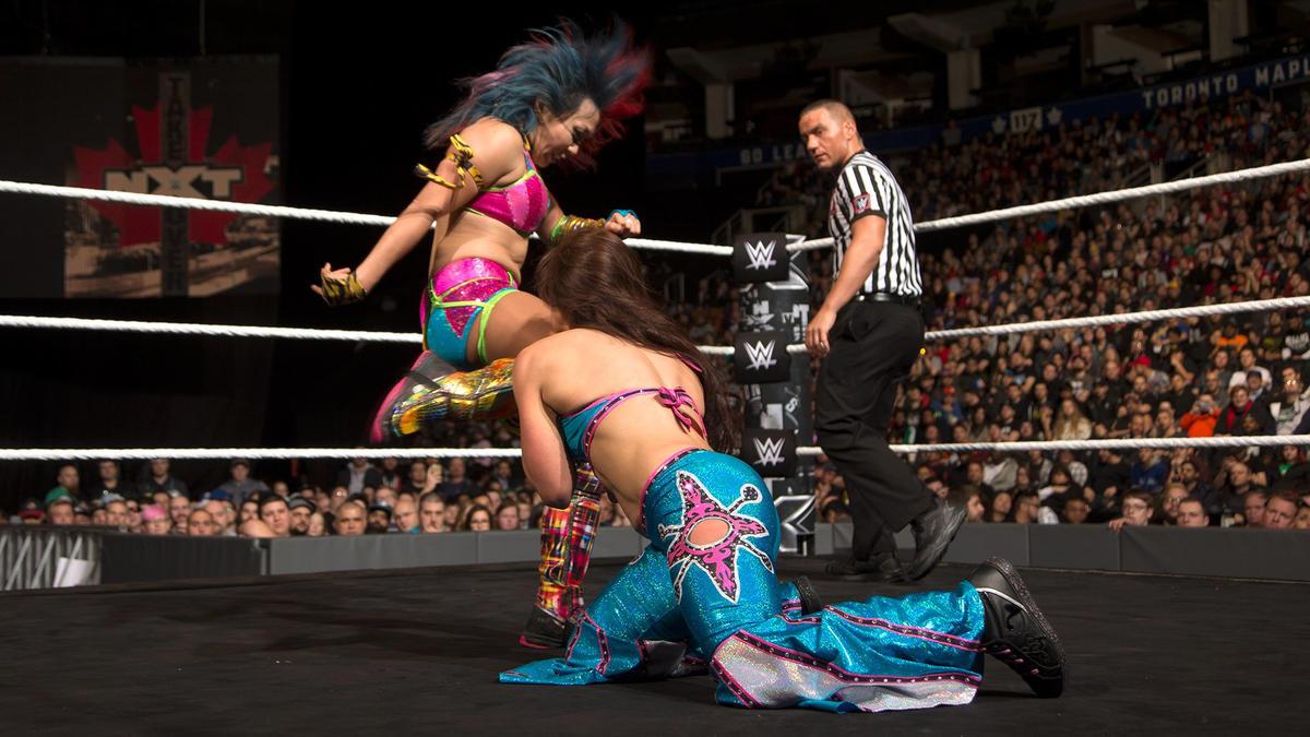 Asuka vs. Mickie James, NXT TakeOver: Toronto