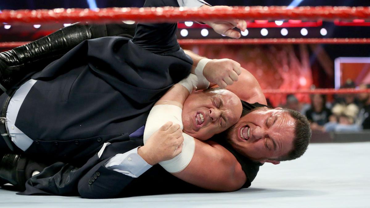 WWE Monday Night Raw Results