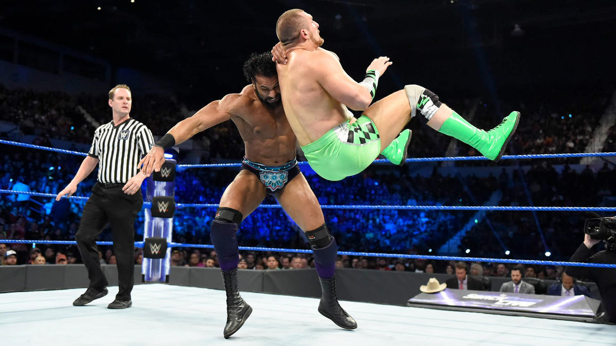 SmackDown Live Results