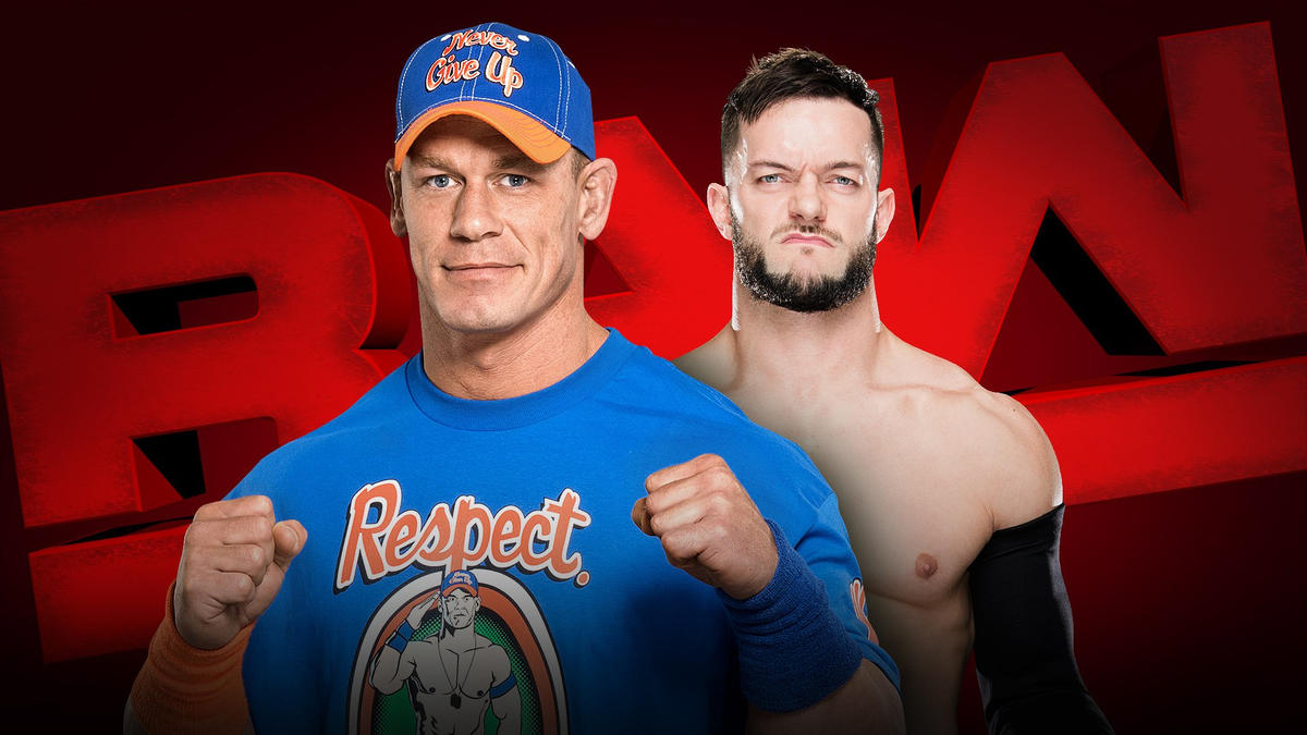 John Cena vs. Finn Bálor