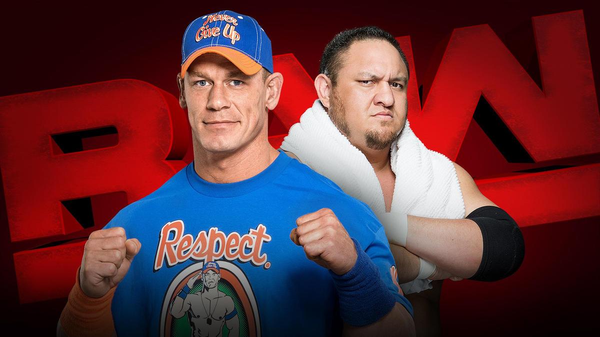 John Cena vs. Samoa Joe