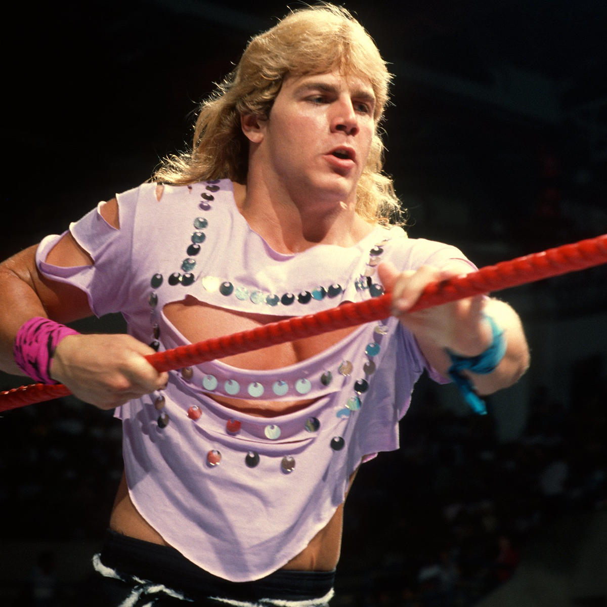 the evolution of shawn michaels photos wwe