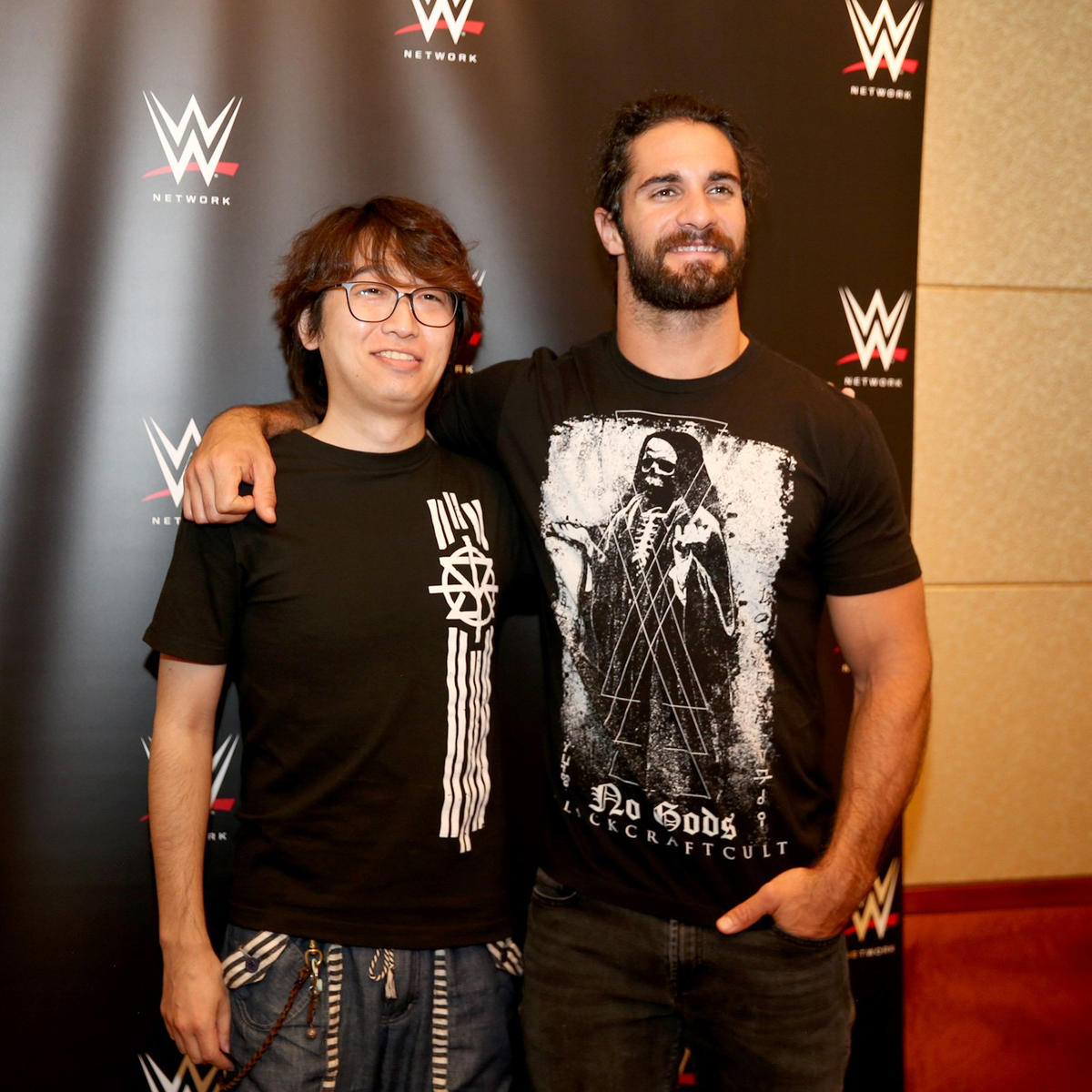 Wwe superstars meet the wwe universe and media in tokyo japan wwe photo kristyandbryce Image collections