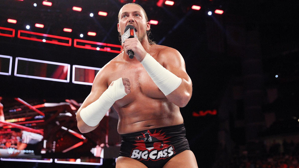 Big Cass Returns To Ring In Amazing Shape