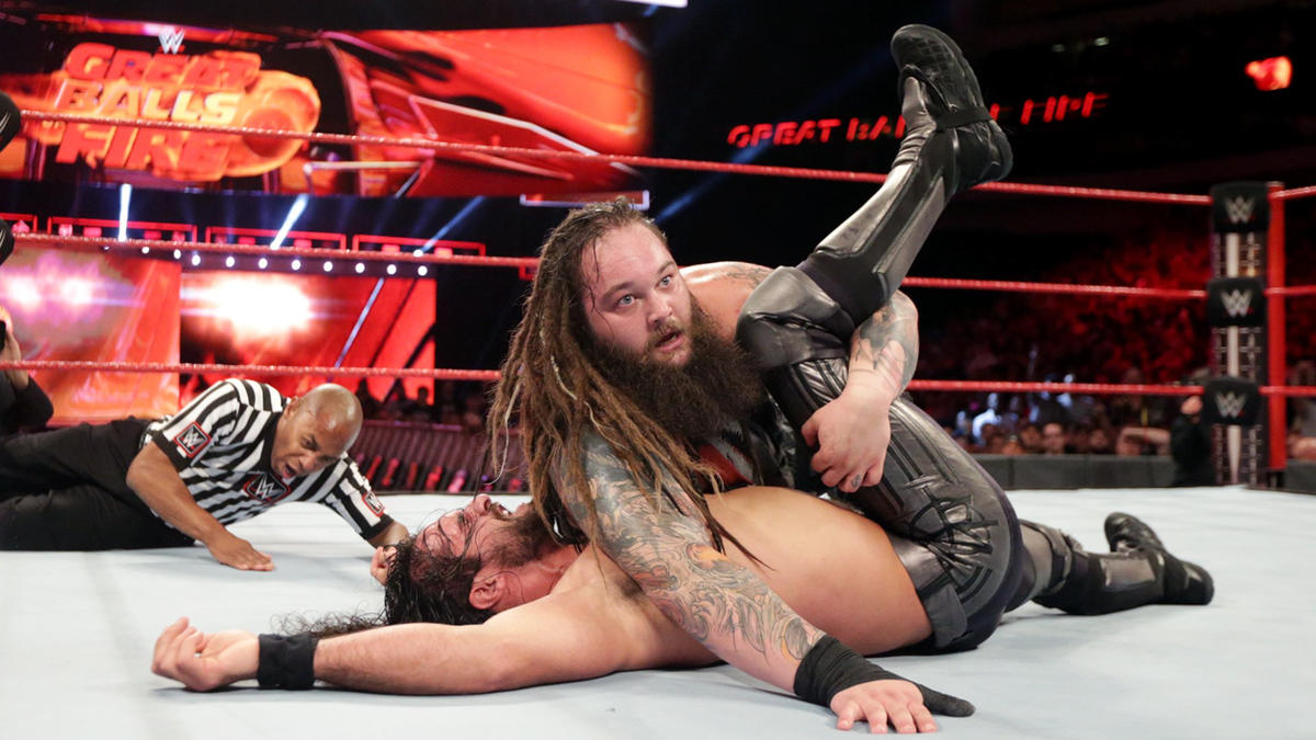 ... and hits a devastating Sister Abigail to clinch the victory.