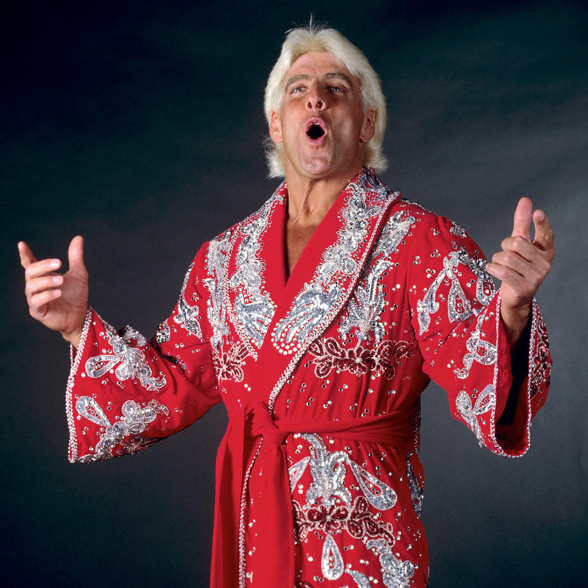 Ric Flair's most spectacular robes: photos | WWE