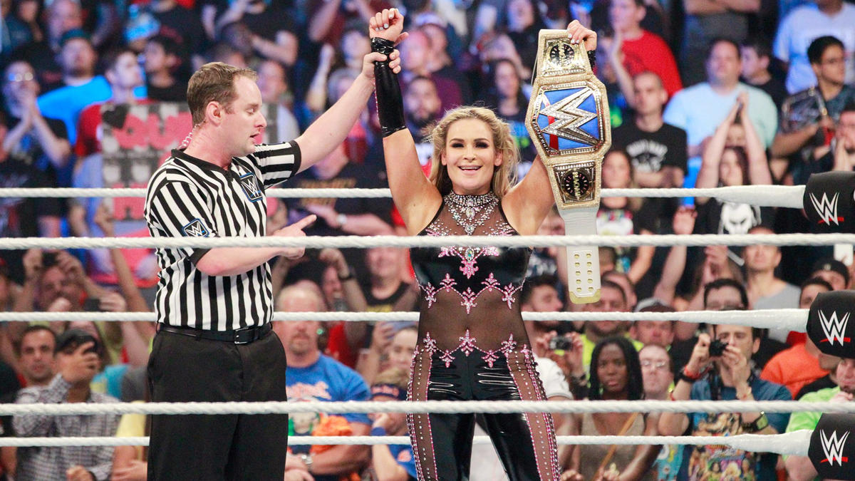 Natalya is the new SmackDown Women's Champion.