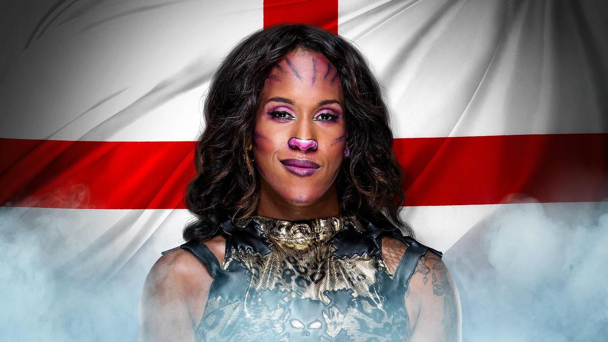 Ayesha Raymond, England (Twitter: @amazonayesharay)