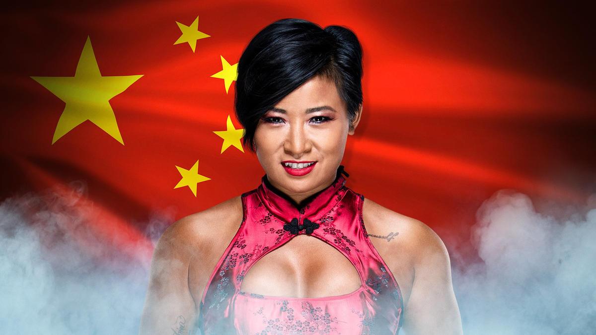 Xia Li, China (Twitter: @XiaWWE)