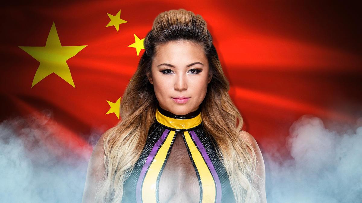 Zeda, China (Twitter: @Zeda_WWE)