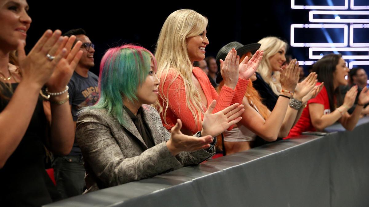 WWE Mae Young Classic 2017: Kairi Sane vs. Shayna Baszler