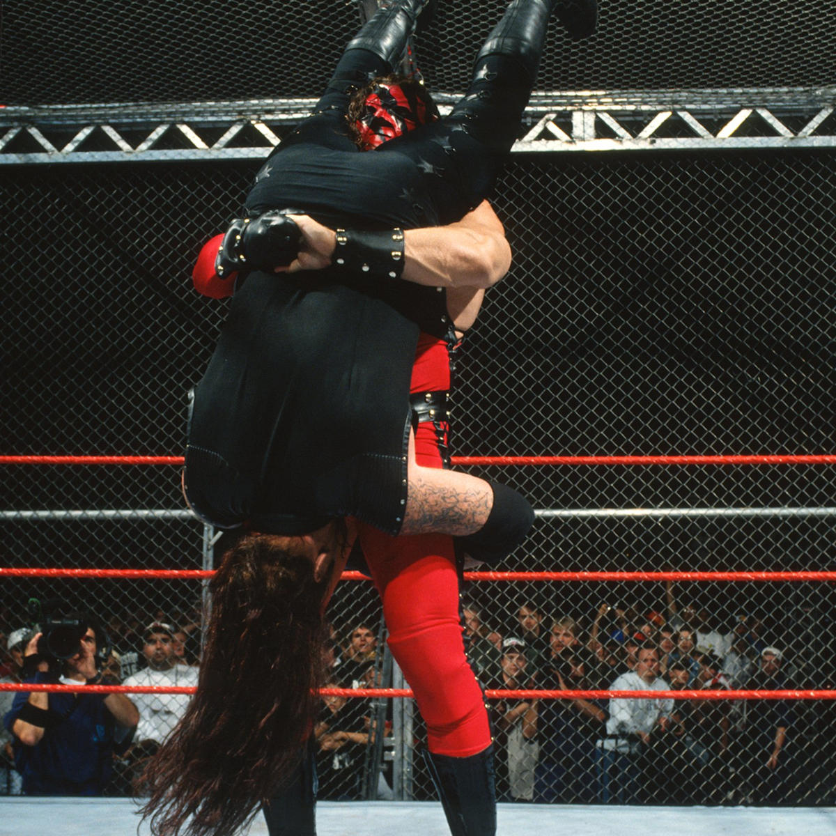 Every Hell in a Cell Match ever: photos | WWE