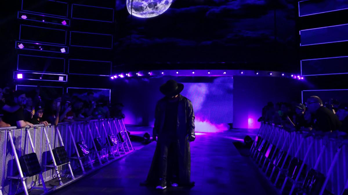 Has The Undertaker returned?!