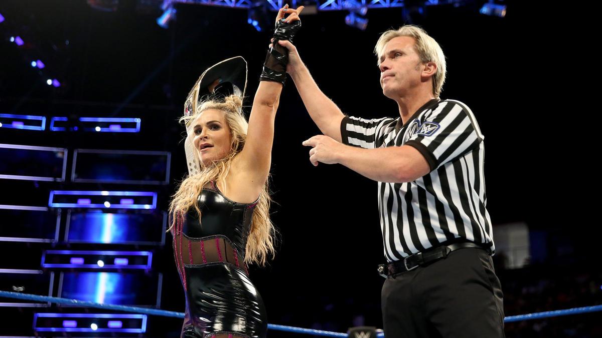 Natalya is still the SmackDown Women's Champion!