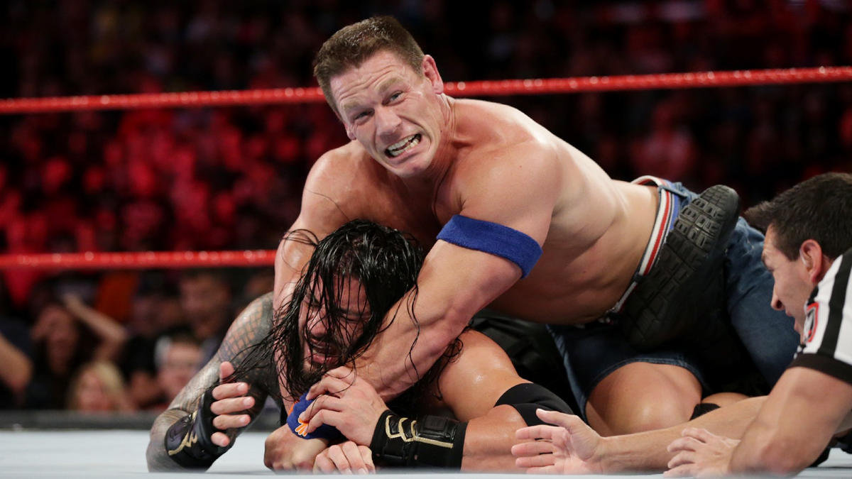 John Cena Reportedly Competing In Mega WWE SummerSlam 2021 Match 2