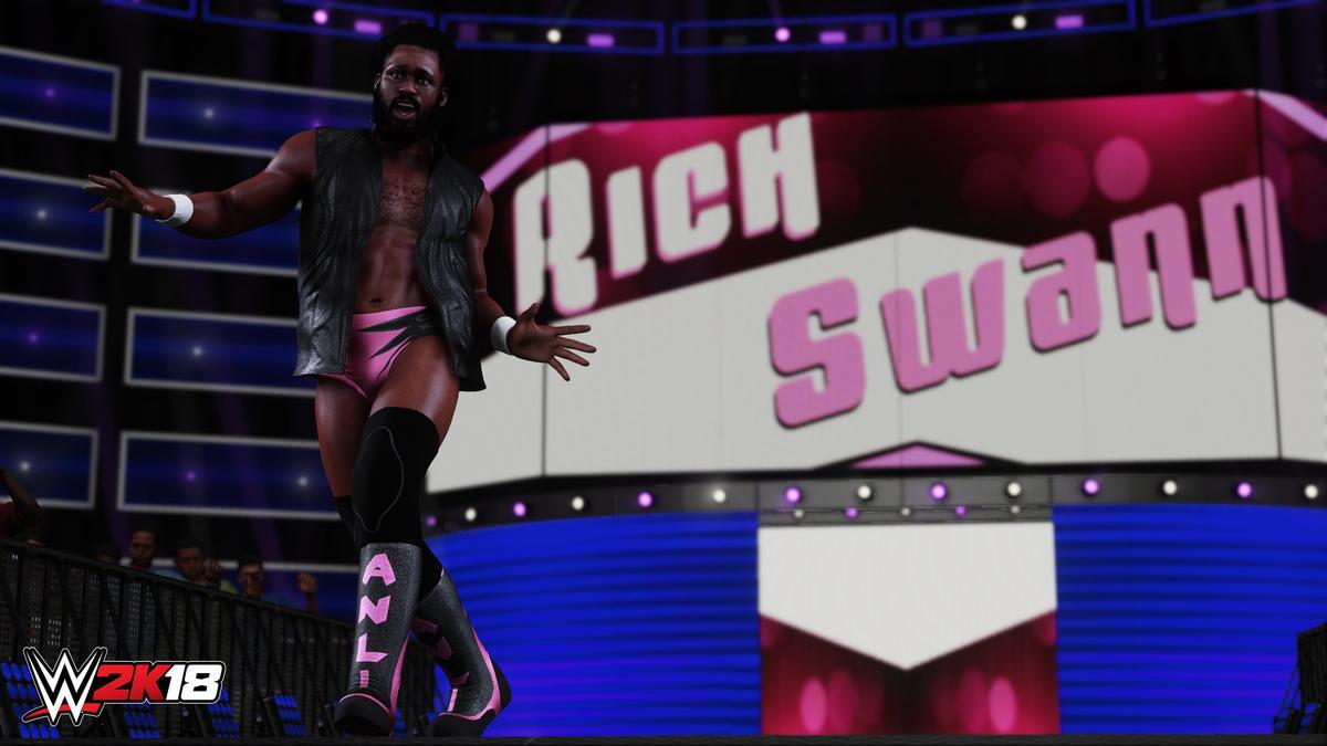 WWE 2K18 screenshots: photos | WWE